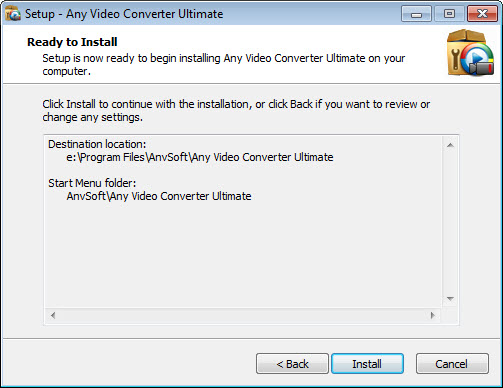 install AVC Ultimate