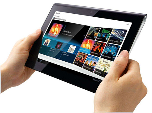 Rip and convert DVD movies to Sony Tablet S