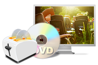 Video to DVD/AVCHD Burner