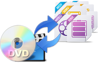 All-in-One DVD & Video Converter